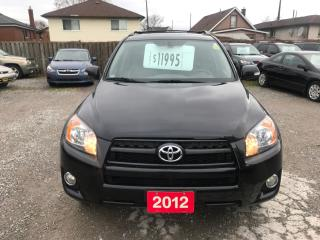 Used 2012 Toyota RAV4 Sport for sale in Hamilton, ON