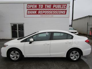 Used 2014 Honda Civic LX for sale in Toronto, ON