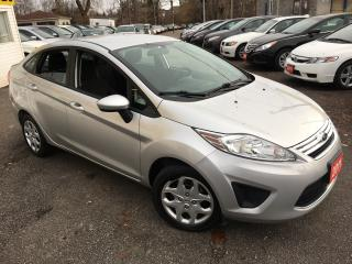 Used 2011 Ford Fiesta SE/ AUTO/ POWER GROUP/ LOW MILEAGE! for sale in Scarborough, ON