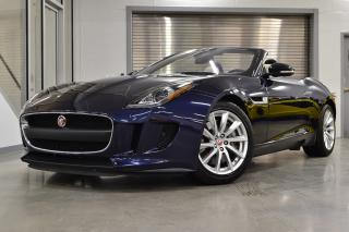 Used 2017 Jaguar F-Type Nav + Active for sale in Laval, QC
