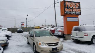 Used 2006 Chevrolet Cobalt LS**4 CYLINDER**ONLY 127KMS**CERTIFIED for sale in London, ON