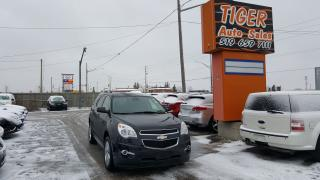 Used 2013 Chevrolet Equinox LT**ONLY 68KMS**LEATHER**4 CYLINDER**CERTIFIED for sale in London, ON