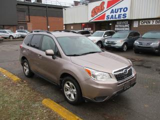 Used 2014 Subaru Forester i~HEATED SEATS~AWD~CERTIFIED!!! for sale in Toronto, ON