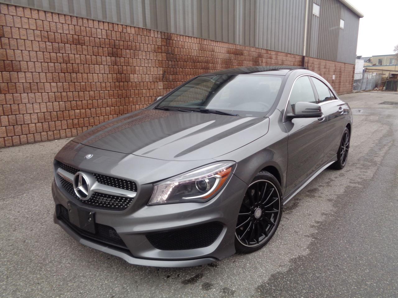 2014 Mercedes-Benz CLA 250 ***SOLD***