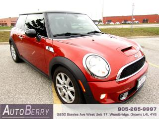 Used 2011 MINI Cooper S - 1.6L - Pano Roof - Navi for sale in Woodbridge, ON