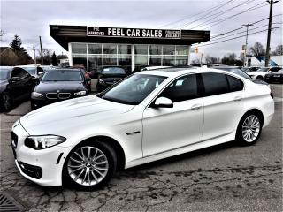Used 2014 BMW 5 Series 528i xDrive|NAVI|SUNROOF|CLEANCARPROOF| for sale in Mississauga, ON