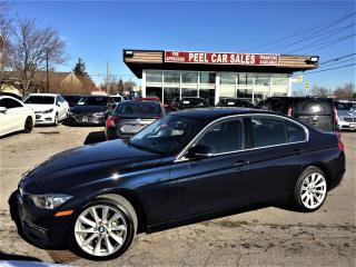 Used 2014 BMW 3 Series 320i xDrive|XENON|SUNROOF|NAVI| for sale in Mississauga, ON