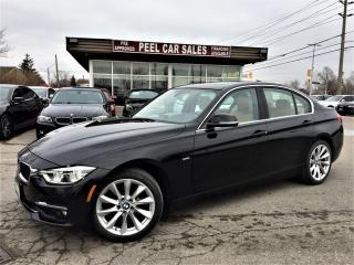 Used 2016 BMW 3 Series 328i xDrive|NAVI|XENON|REARVIEW| for sale in Mississauga, ON