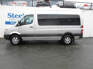 Used 2011 Mercedes-Benz Sprinter 12 Passenger for sale in Halifax, NS
