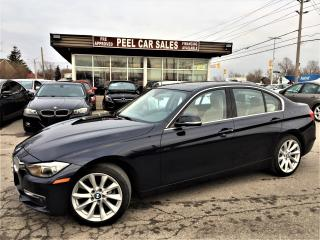 Used 2014 BMW 3 Series 320i xDrive|ACCIDENTFREE|SUNROOF| for sale in Mississauga, ON