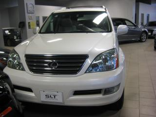 Used 2008 Lexus GX 470 4WD for sale in Markham, ON