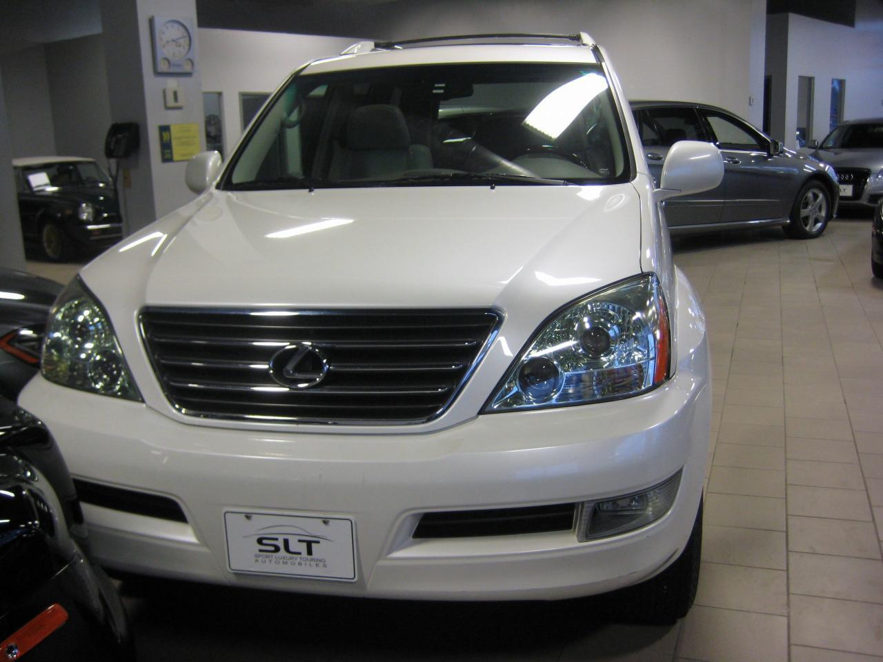 2008 Lexus GX 470 4WD