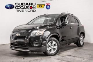 Used 2016 Chevrolet Trax LT AWD for sale in Boisbriand, QC
