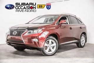 Used 2014 Lexus RX 350 AWD PREMIUM for sale in Boisbriand, QC