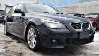 Used 2010 BMW 5 Series 535i xDrive for sale in Etobicoke, ON