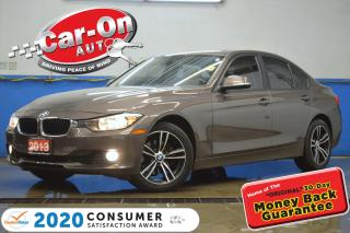 Used 2013 BMW 328 i xDrive Premium LEATHER SUNROOF HTD SEATS LOADED for sale in Ottawa, ON