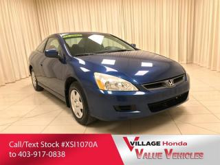 Used 2006 Honda Accord 2-dr LX-G for sale in Calgary, AB