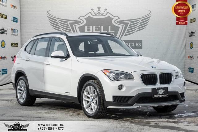 2015 BMW X1 xDrive28i, AWD, NO ACCIDENT, NAVI, PARK ASST, PANO ROOF