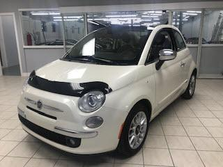 Used 2013 Fiat 500 C LOUNGE CABRIO for sale in North York, ON