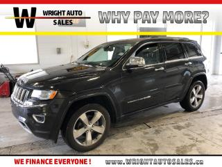 Used 2015 Jeep Grand Cherokee Overland|NAVIGATION|LEATHER|115,074 KM for sale in Cambridge, ON