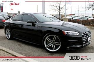Used 2018 Audi A5 2.0T Technik + Virtual Cockpit | S-Line | LOADED for sale in Whitby, ON