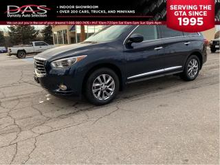Used 2015 Infiniti QX60 PREMIUM AWD LEATHER/SUNROOF/7 PASS/CAMERA for sale in North York, ON
