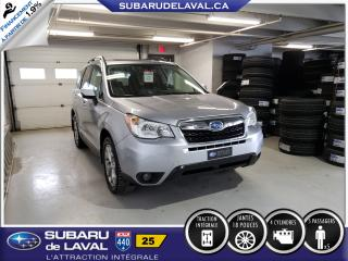 Used 2016 Subaru Forester 2.5i Limited EyeSight Awd ** Cuir Toit N for sale in Laval, QC