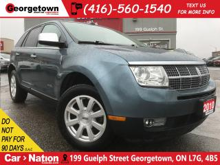 Used 2010 Lincoln MKX AWD | HEATED AND COOLED SEATS | BACK UP CAM | A for sale in Georgetown, ON