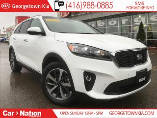 Used 2019 Kia Sorento EX V6 PREMIUM | DEMO | SAVE $$$$ | 3 TO CHOOSE | for sale in Georgetown, ON