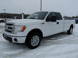 Used 2013 Ford F-150 Cabine Super 4RM 163 po XLT for sale in Vallée-Jonction, QC
