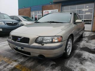 Used 2004 Volvo S60 for sale in St-Eustache, QC