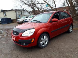 Used 2007 Kia Rio5 certified,Low kms!! for sale in Oshawa, ON