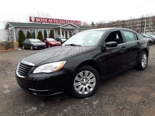 Used 2013 Chrysler 200 LX for sale in Oshawa, ON