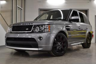 Used 2013 Land Rover Range Rover SPORT for sale in Laval, QC