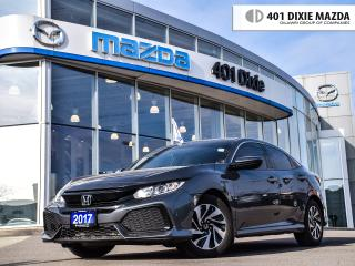 Used 2017 Honda Civic LX, ONE OWNER, NO ACCIDENTS for sale in Mississauga, ON