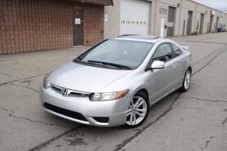 Used 2006 Honda Civic Cpe Si for sale in Burlington, ON