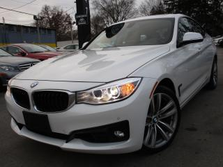 Used 2014 BMW 3 Series 328I XDRIVE GT~NAVIGATION~PANO ROOF~55KMS~AWD !!! for sale in Burlington, ON