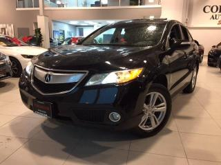 Used 2015 Acura RDX AWD-CAMERA-LEATHER-ROOF-WARRANTY for sale in Toronto, ON