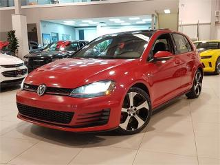 Used 2015 Volkswagen Golf GTI 5-Door Autobahn **VW WARRANTY** for sale in Toronto, ON
