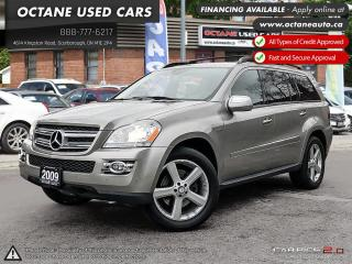 Used 2009 Mercedes-Benz GL-Class GL-320 BLUETEC ONE OWNER! FULLY LOADED! for sale in Scarborough, ON