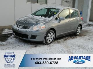 Used 2012 Nissan Versa 1.8 S for sale in Calgary, AB