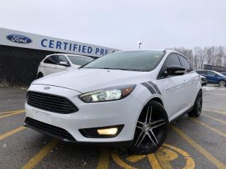 Used 2017 Ford Focus SEL HATCHBACK|NAVIGATION|MOONROOF|REMOTE START for sale in Barrie, ON