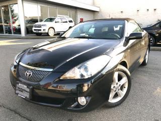 Used 2004 Toyota Solara SLE V6 for sale in North Vancouver, BC