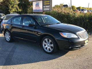Used 2013 Chrysler 200 4dr Sdn Touring for sale in Oakville, ON