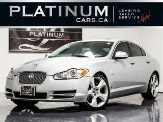 Used 2009 Jaguar XF Supercharged , NAVI, CAM, SUNROOF, Heated Seats for sale in Toronto, ON