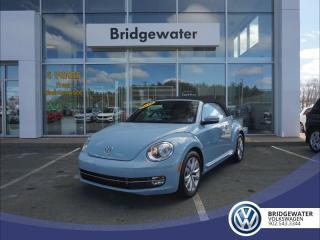Used 2015 Volkswagen Beetle COMFORTLINE for sale in Hebbville, NS