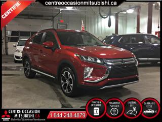 Used 2018 Mitsubishi Eclipse Cross SE TECH S-AWC for sale in Blainville, QC