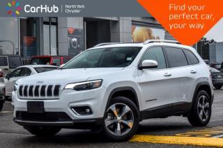 Used 2019 Jeep Cherokee Limited AWD|Luxury Pkg|Pano_Sunroof|Keyless_Go|18