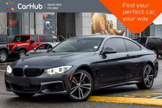 Used 2016 BMW 4 Series 435i xDrive|M-Sport II Pkg|Sunroof|Nav|Pkng_Sensor for sale in Thornhill, ON
