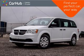New 2019 Dodge Grand Caravan New Car CVP|Backup Cam|Power Windows|Keyless Entry|AM/FM Stereo for sale in Bolton, ON